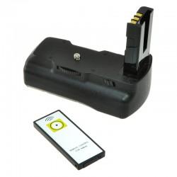 JUPIO Poignée Grip pour Nikon D40/D40X/D60/D3000/D5000