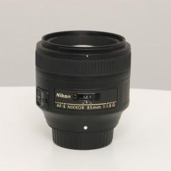 Occasion Nikon AF-S 85 mm F1.8G