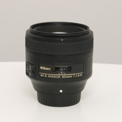 Occasion Nikon 85 mm f1.8G