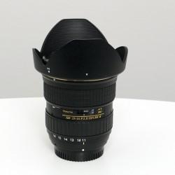 Occasion TOKINA  AT-X 11-16mm F2.8 DXII Nikon