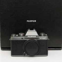 Occasion FUJIFILM X-T100 Dark Silver Nu