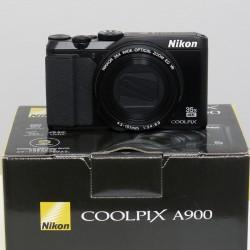 Occasion NIKON Compact Coolpix A900 NOIR