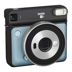 FUJIFILM Appareil Photo Instantané Instax Square SQ6 Aqua blue