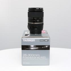 Occasion TAMRON  AF 28-300 mm f/3.5-6.3 Di VC PZD pour Canon