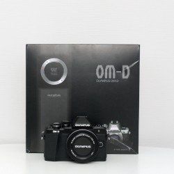 Occasion OLYMPUS E-M10 Mark II + 14-42  Noir