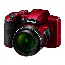 NIKON Bridge Coolpix B600 ROUGE GARANTI 2 ans