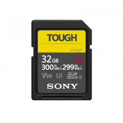 SONY Carte SD Tough 32 Go R300/W299