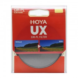 HOYA Filtre Polarisant Circulaire PLC UX 62mm