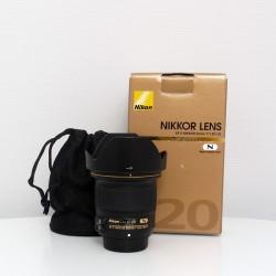 Occasion NIKON AF-S 20 mm F/1.8G ED