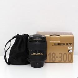 Occasion NIKON AF-S DX 18-300 mm f/3.5-6.3G ED VR