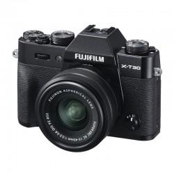 FUJIFILM X-T30 NOIR + 15-45 Garanti 3 ans