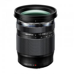 OLYMPUS Objectif 12-200mm f/3.5-6.3 Micro 4/3 Noir Garanti 2 ans
