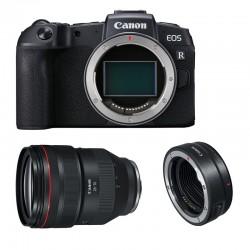 CANON EOS RP + RF 28-70mm f/2L USM Garanti 3 ans + bague EF-EOS R
