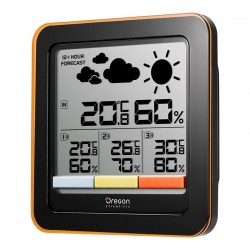 OREGON RAR502X Station Météo Clima Control