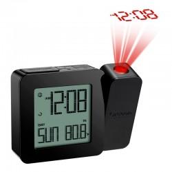 OREGON RM338PX Réveil projecteur Noir