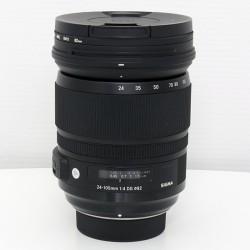 Occasion SIGMA  24-105 mm f/4 DG OS HSM ART  Nikon