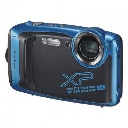 FUJIFILM Compact étanche XP140 Bleu Sky Garanti 2 ans