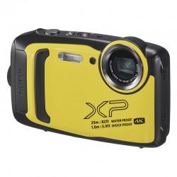 FUJIFILM Compact étanche XP140 Jaune Garanti 2 ans