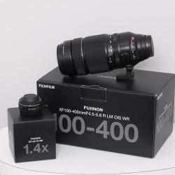 Occasion  FUJIFILM Objectif Fujinon XF 100-400 mm + tc 1.4