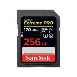 SANDISK Extreme Pro SDXC 256 Go 90/170 Mo/s V30 U3