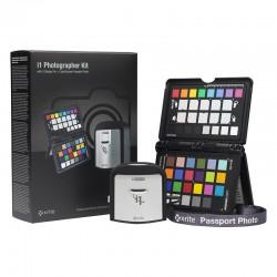 X-RITE I1Photographer Kit (i1Display Pro + ColorChecker Passport Photo)