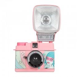 LOMOGRAPHY Lomo DIANA MINI & FLASH DOUBLE RAIWBOW - HP550DR