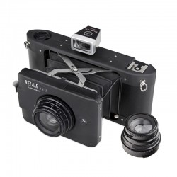 LOMOGRAPHY Lomo BelAir X6-12 City Slicker format 120 - HP200B