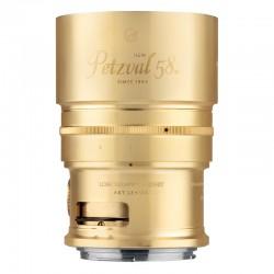 LOMOGRAPHY Lomo Petzval 58mm f/1.9 Lens - Brass - Nikon - Z260N