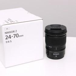 Occasion NIKON Objectif NIKKOR Z 24-70mm