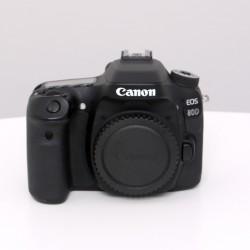 Occasion Canon 80D Nu