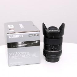 Occasion  TAMRON 28-300 F3.5-6.3 DI VC PZD NIKON