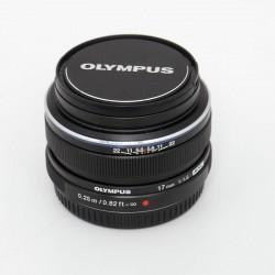 Occasion Olympus  17 mm f1.8 Noir
