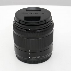 Occasion Panasonic Lumix G Vario 35-100 mm f/4-5.6 MEGA OIS