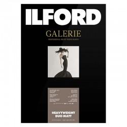 ILFORD papier GALERIE Prestige Heavyweight Duo Matt 21x29.7cm (A4) 50 feuilles