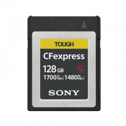 SONY Cartes CFexpress Type B de 128 Go
