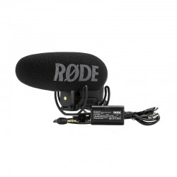 RODE Micro VIDEOMIC PRO PLUS - R 100289 Micro pour camera