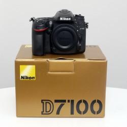 Occasion Nikon D7100 NU /PU