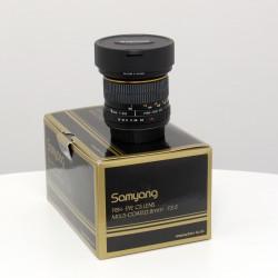 Occasion SAMYANG 8mm f/3.5 Fish Eye Canon