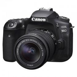 CANON EOS 90D + 18-55 IS STM Garanti 3 ans