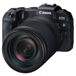 CANON EOS RP + RF 24-240mm f/4-6.3 IS USM Garanti 3 ans
