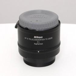 Occasion Téléconvertisseur NIKON TC-20E III Multiplicateur 2x avec lentille asphérique