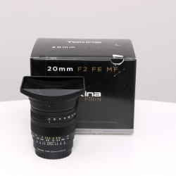 Occasion TOKINA 20 mm FIRIN FE MF POUR SONY