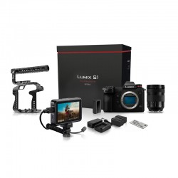 PANASONIC LUMIX S1 Filmmaker edition
