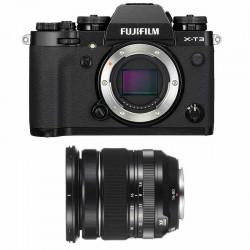 FUJIFILM X-T3 NOIR + 16-80mm Garanti 3 ans