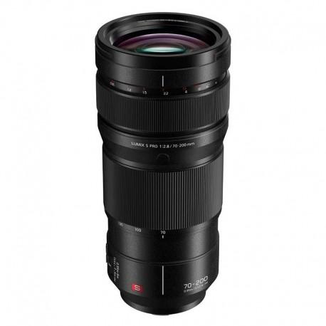 PANASONIC Objectif Lumix S Pro 70-200mm f/2.8 O.I.S