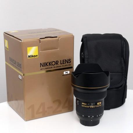 Occasion NIKON AF-S 14-24 mm F2.8G ED