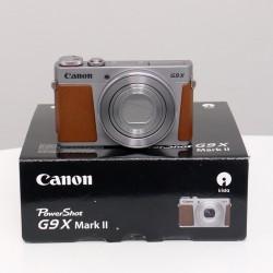 Occasion Canon PowerShot G9 X Mark II SILVER