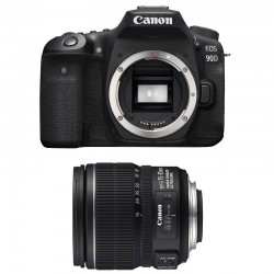 CANON EOS 90D + 15-85 IS