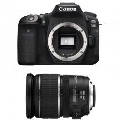 CANON EOS 90D + 17-55 IS USM