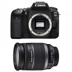 CANON EOS 90D + 18-200 IS